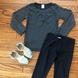 Bundle of Gymboree Shirt & Pants, Shoes, Size 4-5